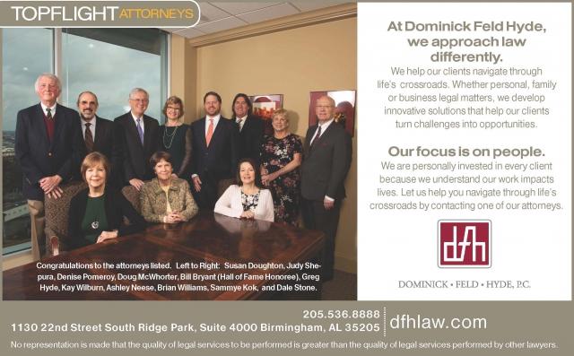 DFH Top Flight Attorneys